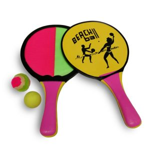 Rantatennis Beach ball setti