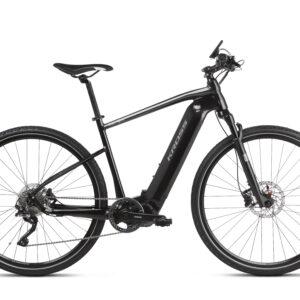 Kross Evado hybrid 6.0 miesten sähköpyörä on huippulaatuinen ja tehokas polkupyörä pitkillekin ajomatkoille!