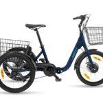 Monty E132 kolmipyörä